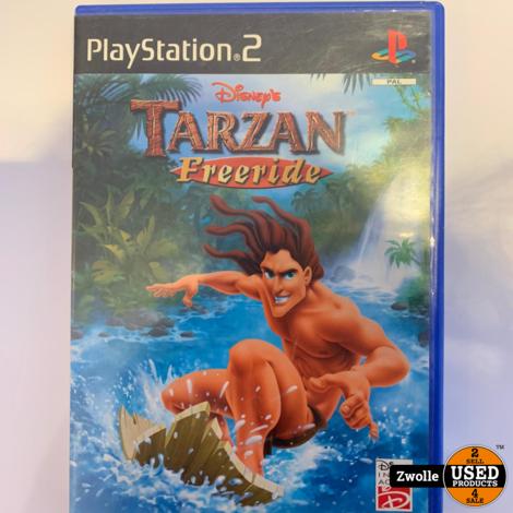 PS2 Game - Tarzan Freeride