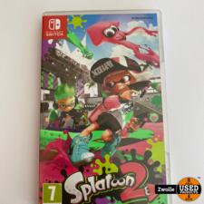 nintendo Switch game Splatoon 2