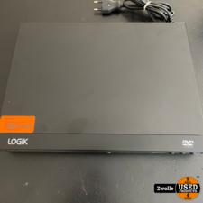 Logik DVD Speler compleet met afstandsbediening #32