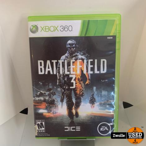 Xbox 360 game   Battlefield 3
