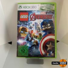 Xbox 360 game Marvel Avengers