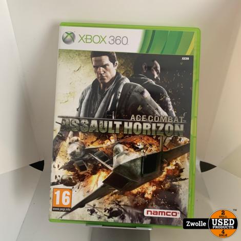 Xbox 360 game Ace Combat Assault Horizon