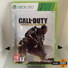 Xbox 360 game Call of Duty Advanced warfare