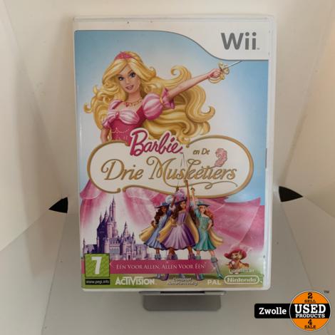 Wii Game Barbie