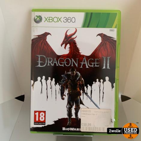 Xbox 360 game Dragon Age 2