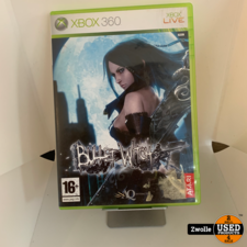 Xbox 360 game Bullet Witch