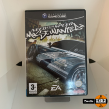 Gamecube game Need for Speed most wanted