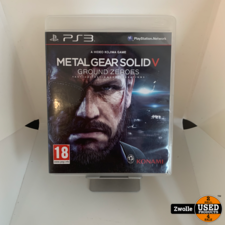 PS3 Game | Metal Gear Solid V