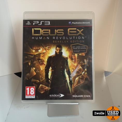 Playstation 3 Game | Deus Ex: Human Revolution - AE