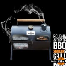 BBQ Gusta Smoke en Grill King