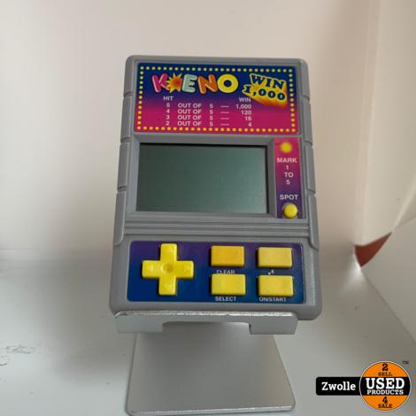 Keno Retro Handheld