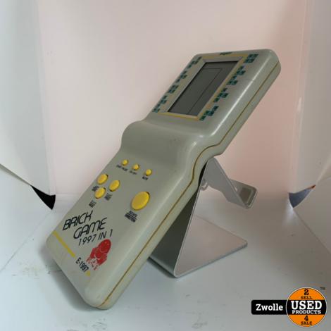 Brick Game 1997 in 1 Retro Handheld