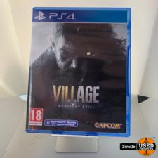 PS4 Game Resident Evil Village
