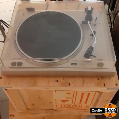 Sansui SR-B200S platenspeler | Nieuwe naald en snaar