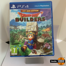 Playstation 4 game Dragon quest builders