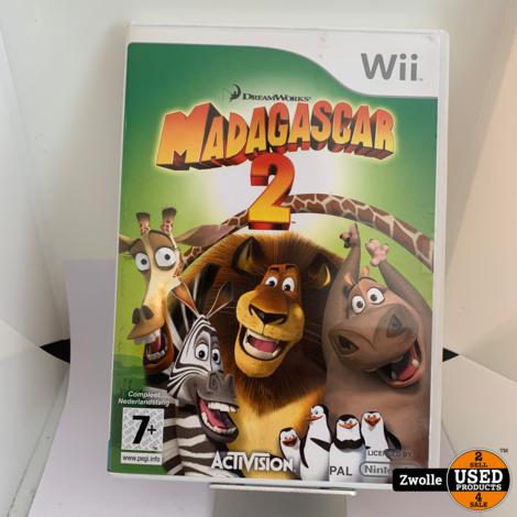 Wii GAme Madagascar 2