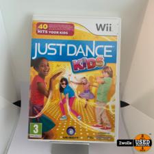 Wii Game Just Dance Kids