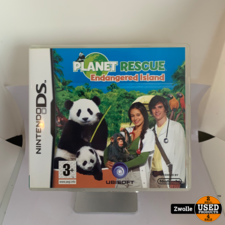 Nintendo DS game Planet Rescue