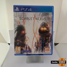 Playstation 4 game Scarlet Nexus