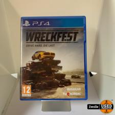 PS4 Game | Wreckfest