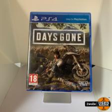 Playstation 4 game Days Gone