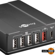 GooBay multi USB lader   telefoon   I devices