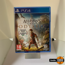 PS4 Game   Assassin's Creed Odyssey
