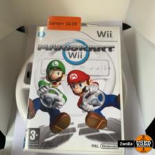 Wii game Mario Kart