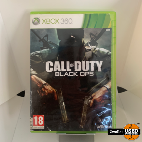 Xbox One Game | Call of Duty ; Black ops