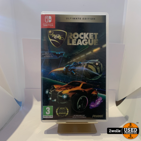 Nintendo Switch game Rocket League