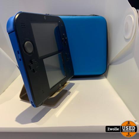 Nintendo 2DS met hoes