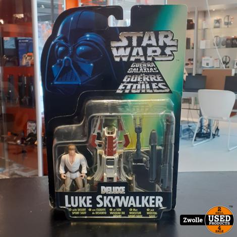 StarWars Deluxe Luke Skywalker