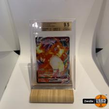 Pokemon Card 2020 Venusaur Vmax Beckett Grade 9.5