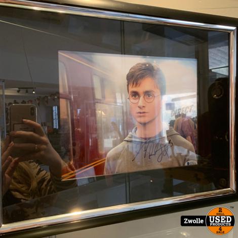 Daniel Ratcliff   Harry Potter   met Beckett Certificaat