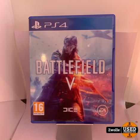 Playstation 4 game Battlefield V