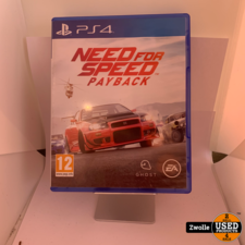 Ps4 Game Need For Speed Payback