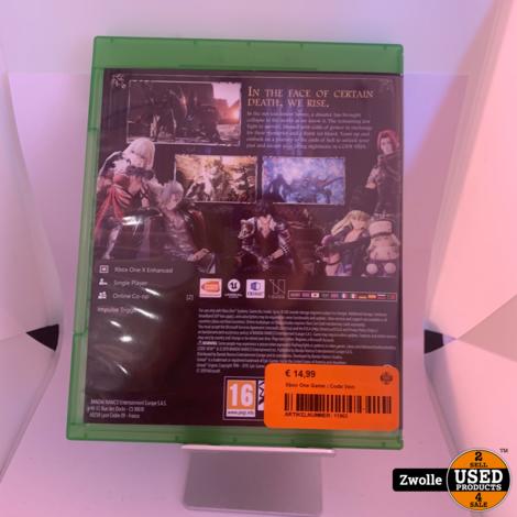 Xbox One Game | Code Vein