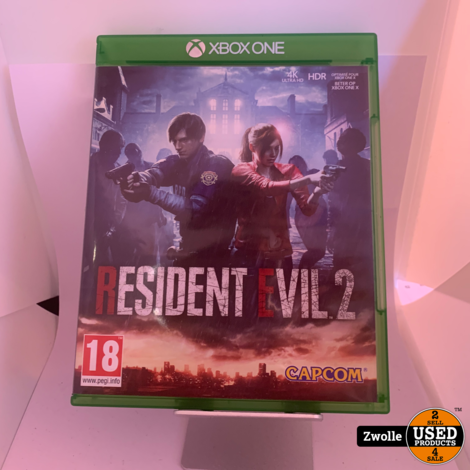 Xbox One Game | Resident Evil 2