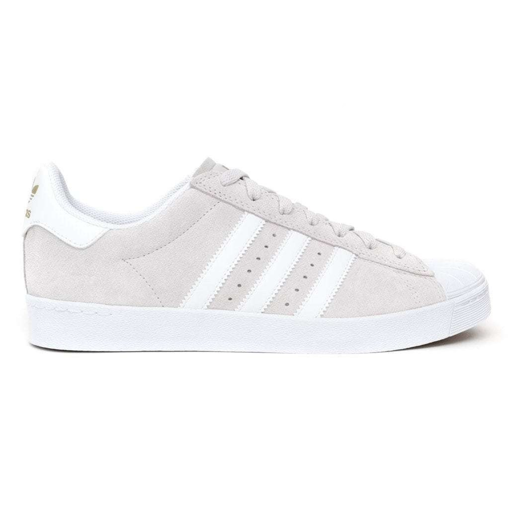 adidas adidas Superstar Vulc ADV Grey One FTW White Gold