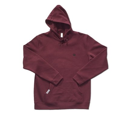 Behind The Pines Behind The Pines Essential Hoodie Burgundy