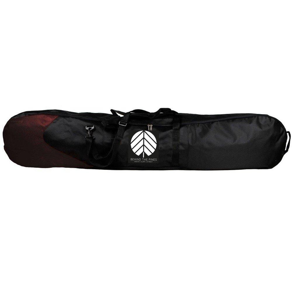 Behind The Pines Behind The Pines Snowboard Bag Black 170