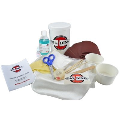 Big Ding Big Ding Polyester Repair Kit