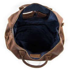 Buckle and Seam Buckle and Seam Willow plain - Duffel Blue Lining