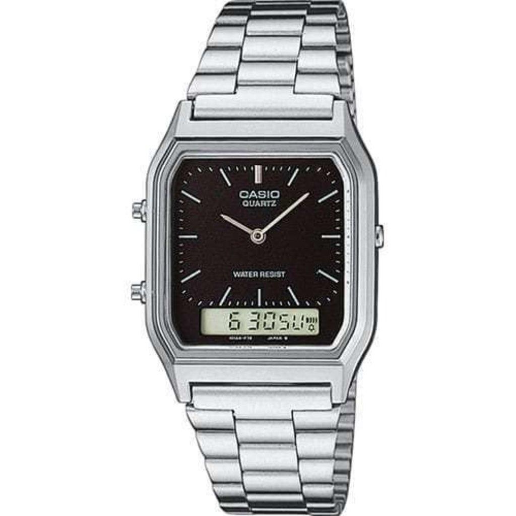 Casio Casio Wrist Watch Digital AQ-230A-1DMQYES Horloge