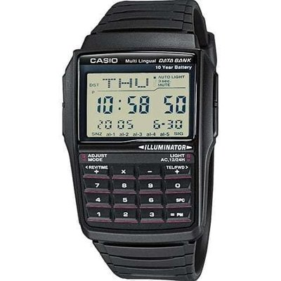 Casio Casio Wrist Watch Digital DBC-32-1AES Horloge