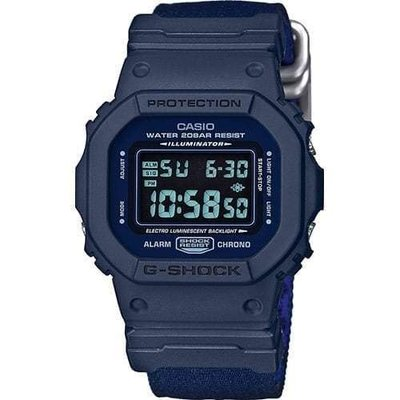 Casio Casio Wrist Watch Digital DW-5600LU-2ER Horloge