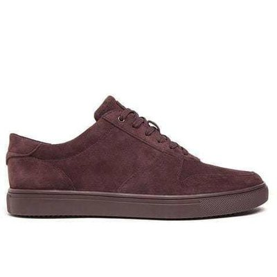 Clae Clae Gregory SP Oxblood Suede