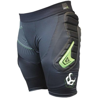 Demon Demon FlexForce X D3O Padded Shorts V2 Black