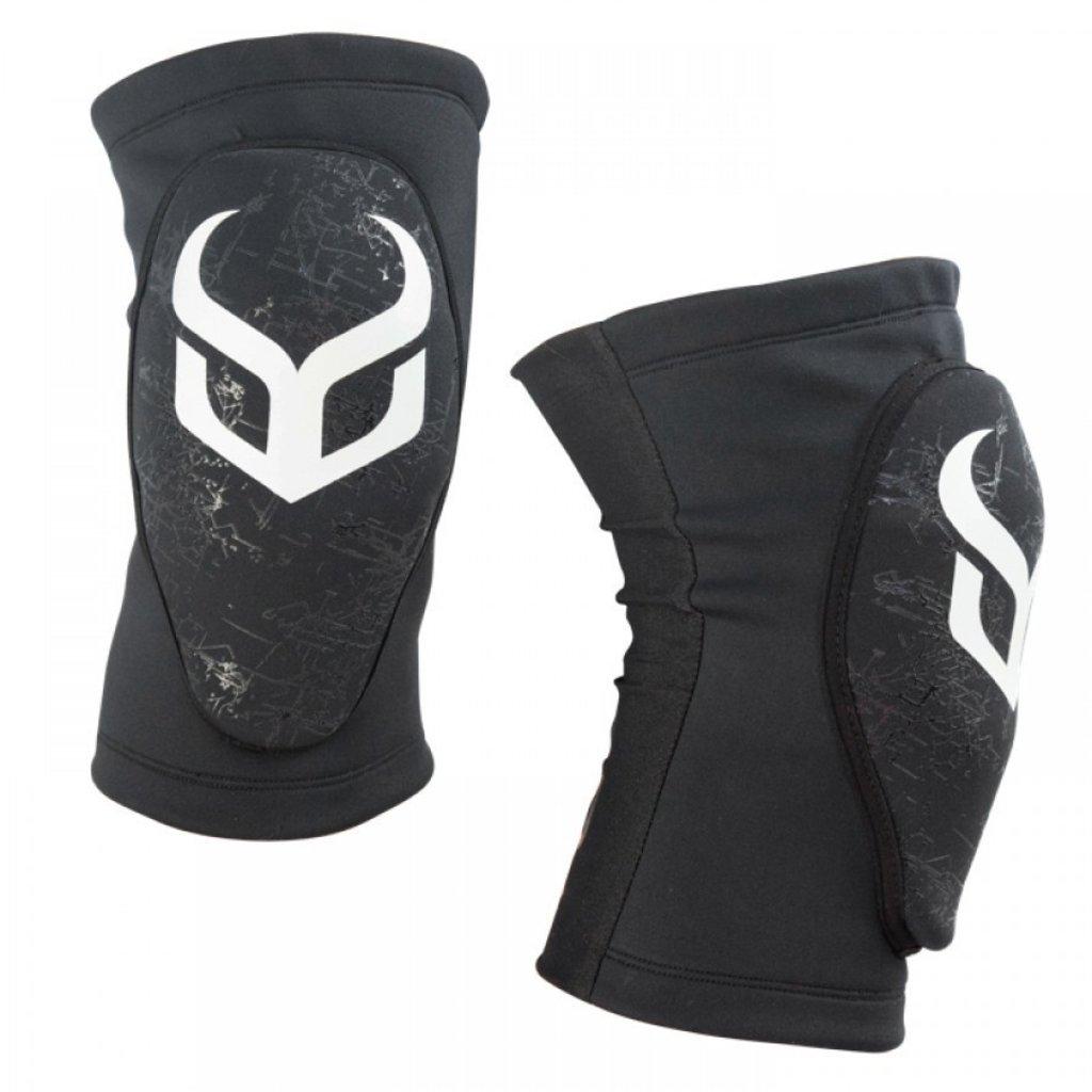 Demon Demon Protection Knee Guard Soft Cap Pro Black