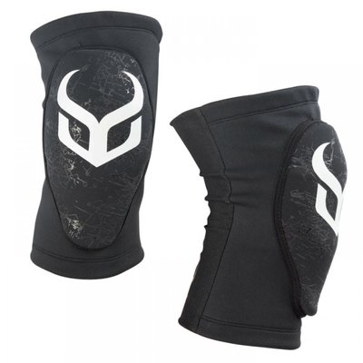 Demon Demon Protection Knee Guard Soft Cap Pro Black